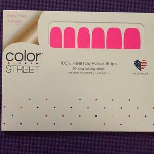 Color Street Nevada Neon Nail Strips